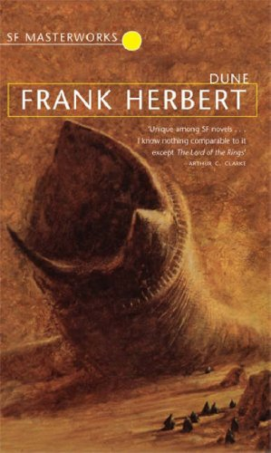 More cover art from Frank Herbert's Dune.