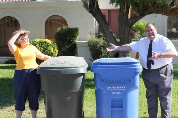 How They Do Garbage Phoenix