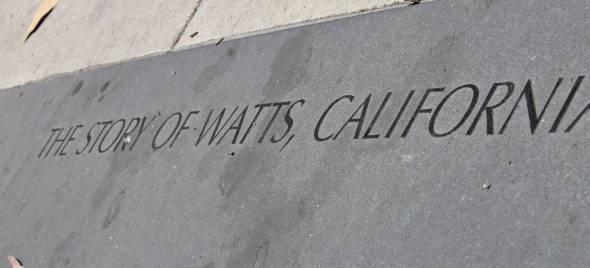 Story of Watts