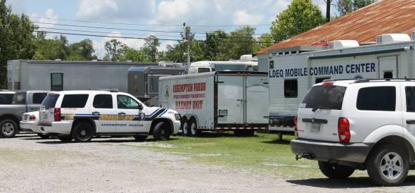 Bayou Corne Emergency Response