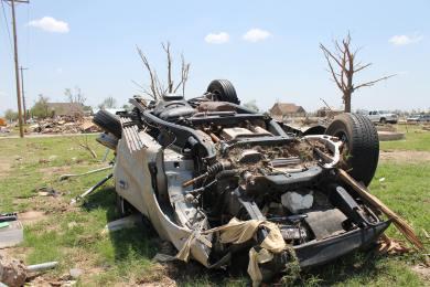 Wrecked Car 3