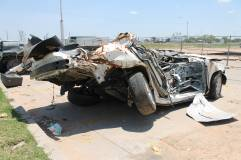 Wrecked Car 4