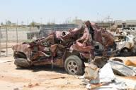 Wrecked Car 5