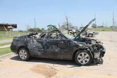 Wrecked Car 6