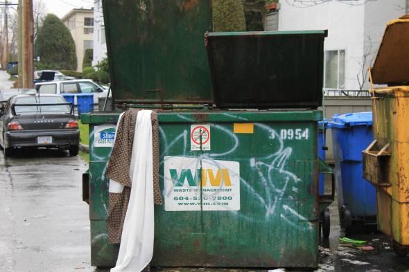 WMI Dumpster