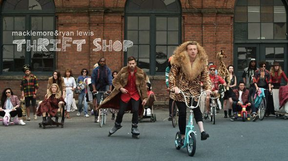 Macklemore Thrift Shop 2