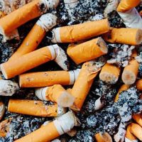 Cigarette Waste Recycling