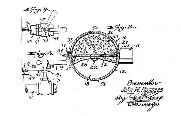 Hammes Patent Lower Half